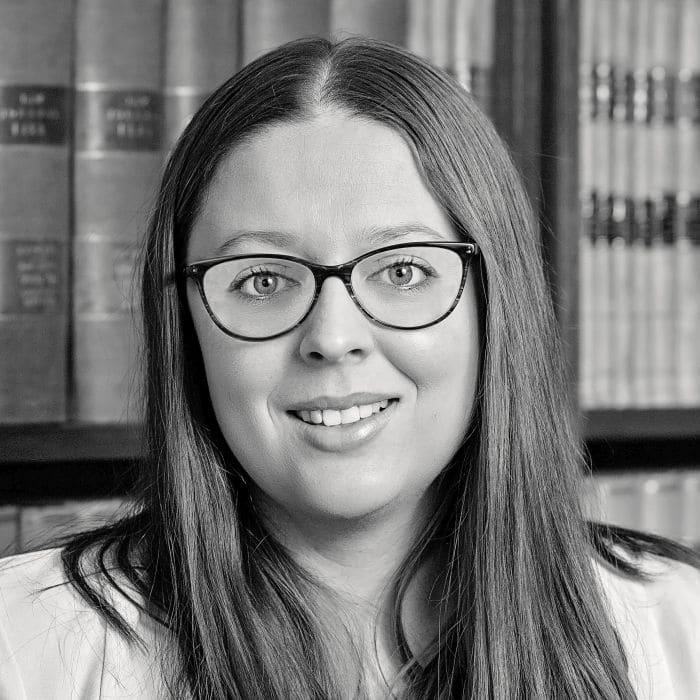 Headshot of Sarah Rayner - Solicitor at Everingham Solomons Tamworth