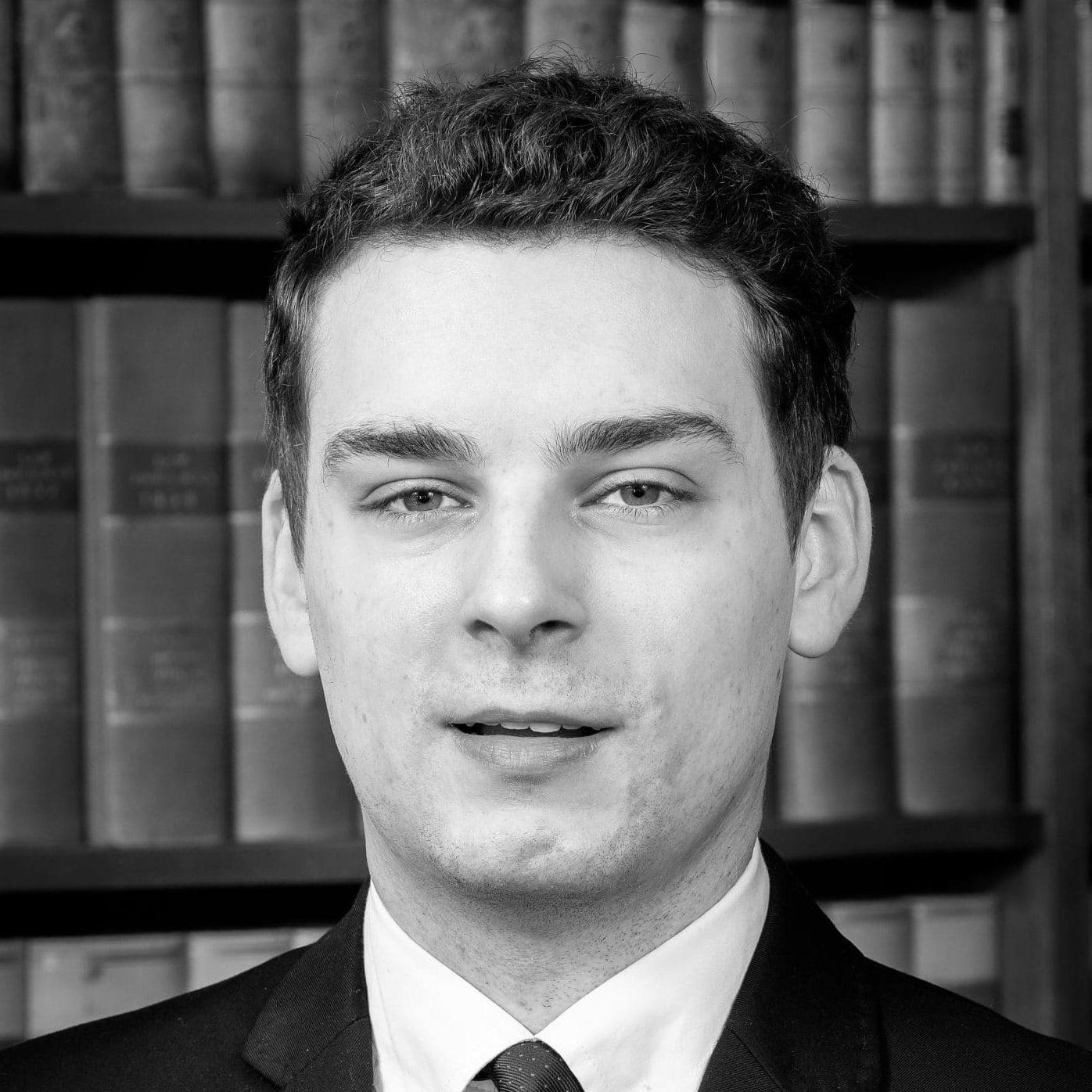 Headshot of Nick Hawkins - Solicitor at Everingham Solomons Tamworth